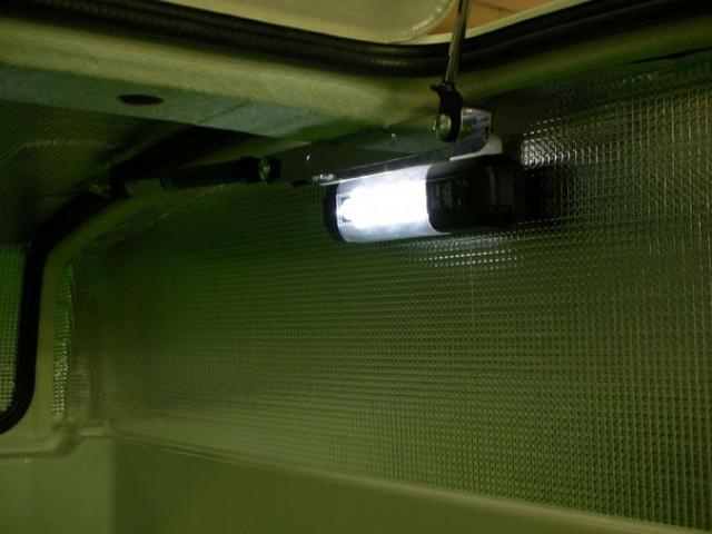 トラボ 保冷タイプ 標準装備 【LEDライト】