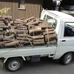 薪軽トラック