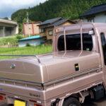 北海道 M様 トラボジャンボ用タイプ 「ソリとラダーレールを使ってトラボの載せ降ろし」