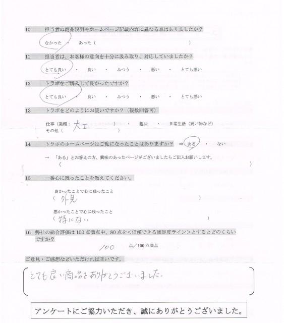 アンケート(2)