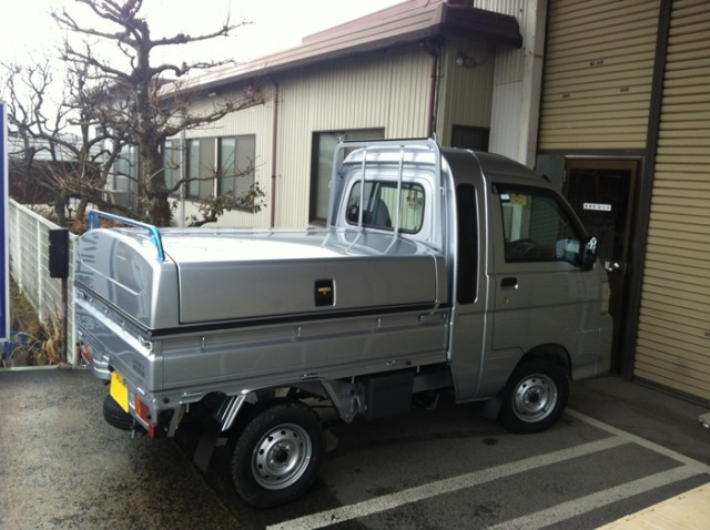 ラスター・オート様(トラボ販売店、自動車整備) 岡山市