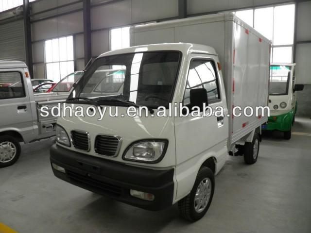 中国製軽トラック3