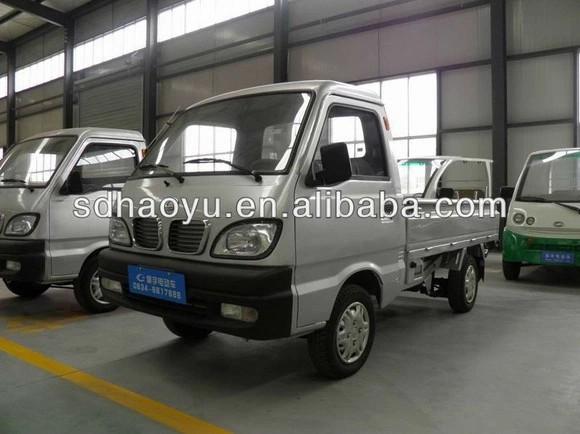 中国製軽トラック1