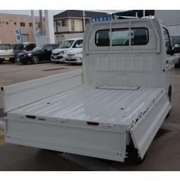 軽トラック荷台