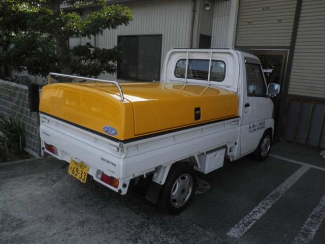 軽トラックを買い替えてもトラボはのせられるの?