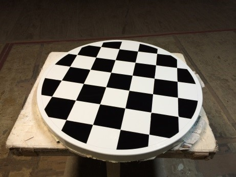 できるかな。FRP製「テーブル」編①