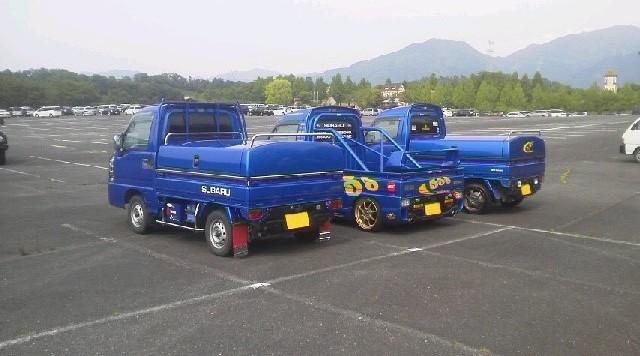 スバルサンバー WRC仕様 トラボユーザー様の動画を発見