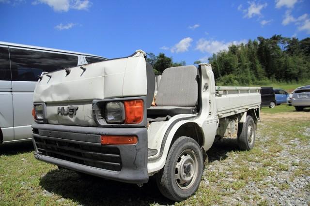 軽トラオープンカー