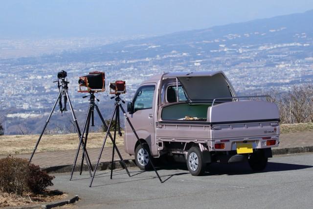 お客様の声 静岡県 ハイゼット ライトローズマイカメタリック〈T22〉 標準Fタイプ
