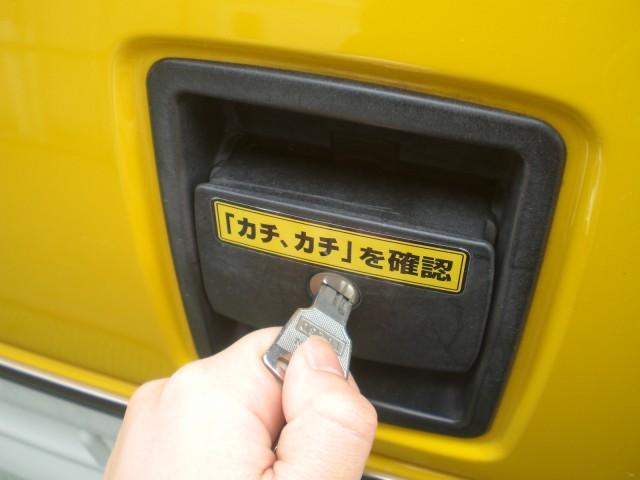 軽トラ荷台ボックス「トラボ」 特徴 その② 施錠で安心・安全(前編)