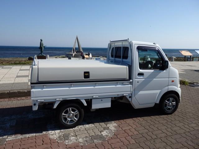 【トラボ車で車中泊】 長野県~北海道