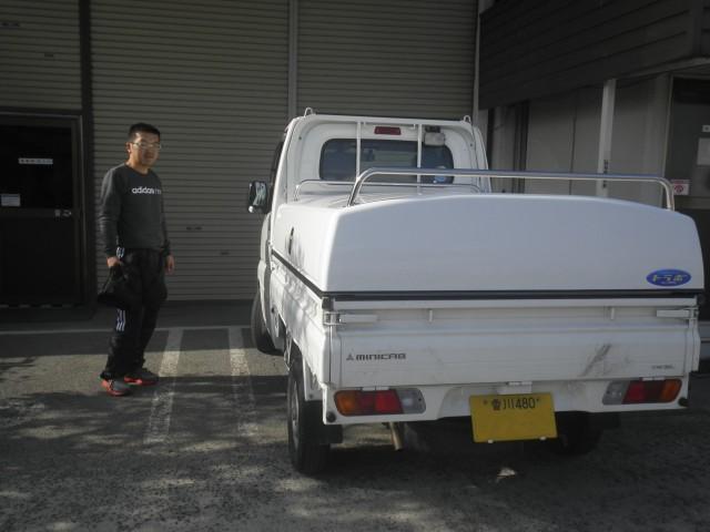 香川県 機器のメンテナンス業S様 標準Fタイプ 引取来社