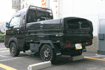 (広島)軽トラ荷台ボックス