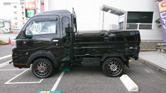 (広島)軽トラ荷台