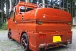 熊本県 軽トラ荷台 2