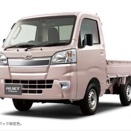 【公式】ハイゼット トラックの外観とカラー ダイハツ (3)