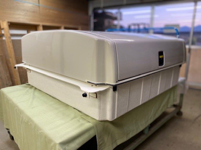 山口県B社様トラボ出荷準備が整いました!1月28日の出荷予定です!