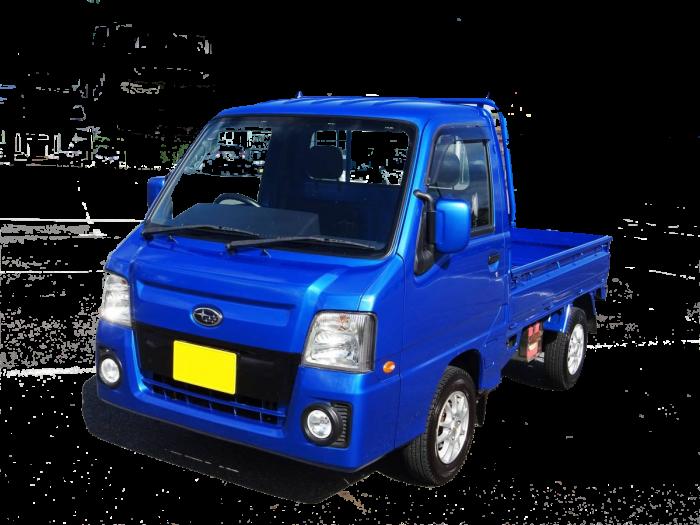 スバルサンバートラックが高騰中!!新車価格を超える価格も!!