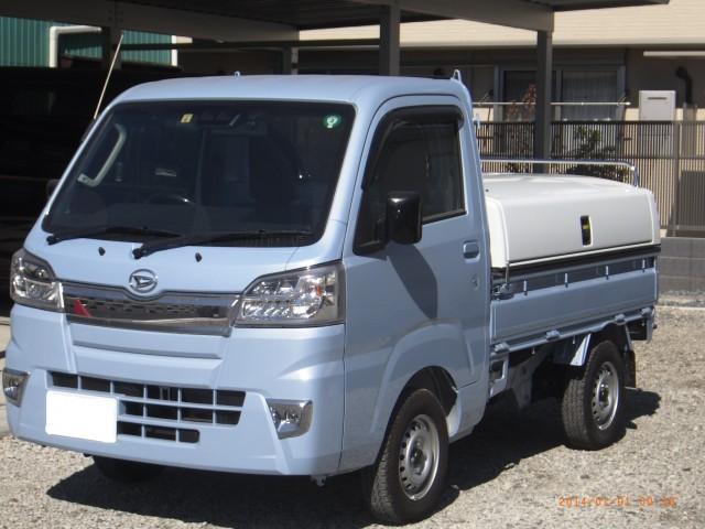 軽トラ 荷台2