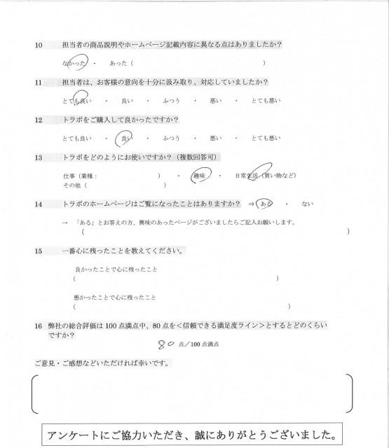 アンケート② (2)